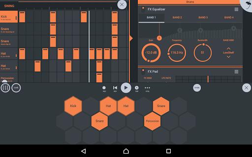 FL Studio Mobile apkpoly screenshots 5