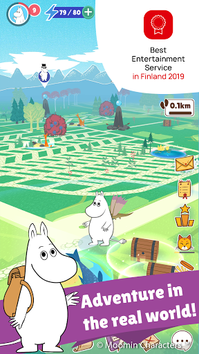 Moomin Move 3.7.10 screenshots 1
