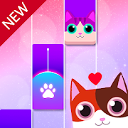 Cat Piano – Magic Piano Tiles