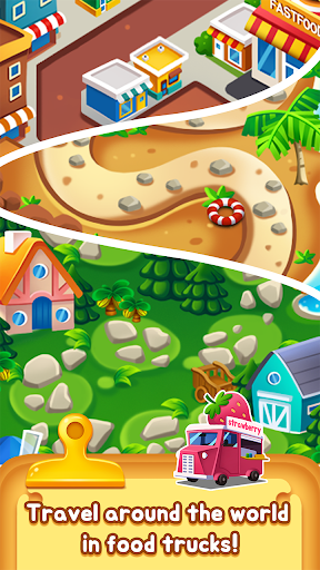 Food Pop: Food puzzle game king in 2021  screenshots 23