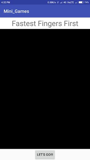 mini games screenshot 1