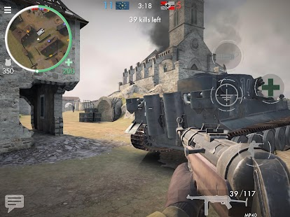 World War Heroes: FPS Guerre Capture d'écran