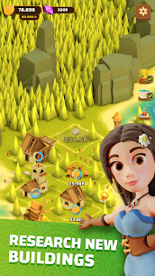 Idle Islands Empire: Building Tycoon Gold Clicker Mod Apk 1.0.7 6