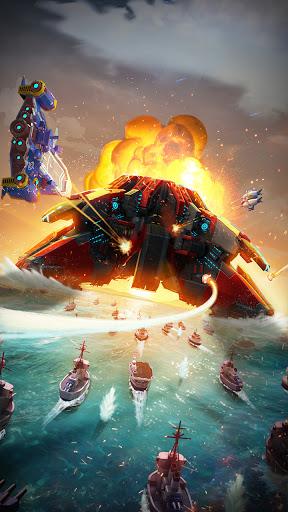 Sea Game: Mega Carrier  screenshots 3