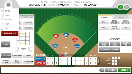805Stats Baseball/Softball For Pc – Download On Windows And Mac [latest Version] 3
