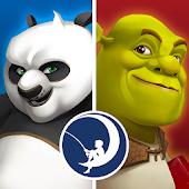 icono DreamWorks Universe of Legends