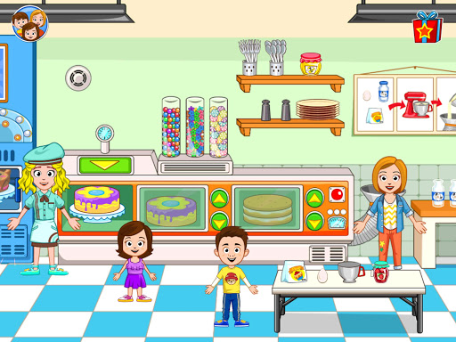 My Town : Bakery - Cooking & Baking Game for Kids 1.11 Screenshots 12