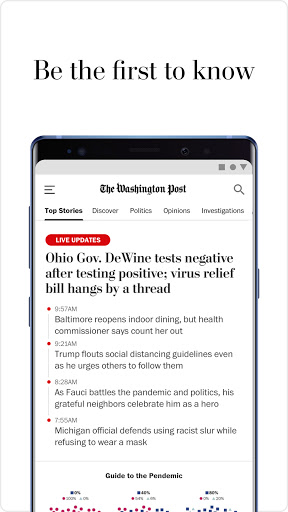 The Washington Post 5.6.0 Screenshots 4