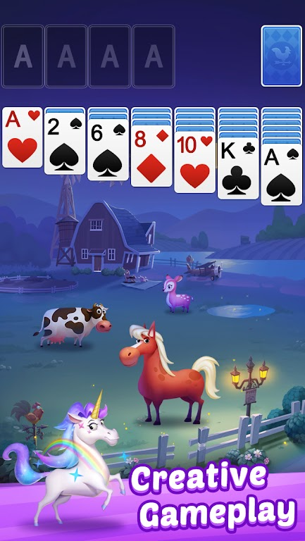 Solitaire - My Farm Friends poster 12