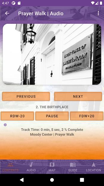 Moody Center screenshot 1