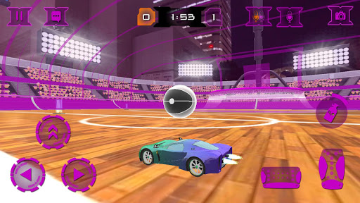 u26bdSuper RocketBall - Real Football Multiplayer Game 3.0.8 Screenshots 8