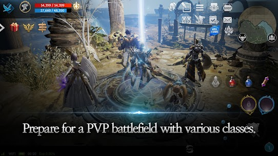 Lineage 2: Revolution (MOD, Unlimited Money) For Android 5