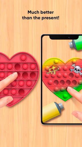 Pop It Master 3D : Fidget Toys Simple Dimple  screenshots 6