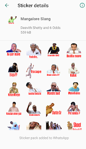 Tulu Stickers for WhatsAppWAStickerApps For Pc – Free Download For Windows 7, 8, 8.1, 10 And Mac 1