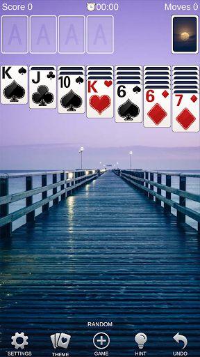 Solitaire Card Games Free 2.4.6 Screenshots 5
