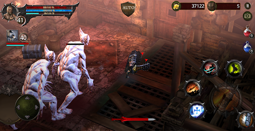 BloodWarrior:Offline  screenshots 18