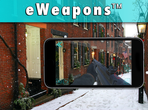 Gun Camera 3D Weapon Simulator AR Game 1.2.5 screenshots 4