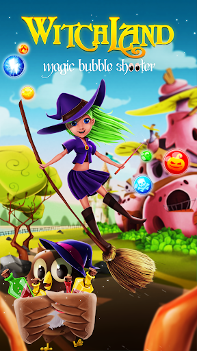 WitchLand - Bubble Shooter 2021 1.0.24 screenshots 1