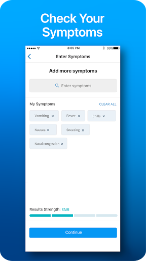 WebMD: Check Symptoms, Rx Savings, & Find Doctors Latest screenshots 1