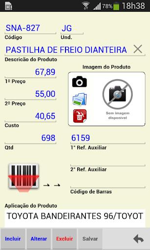 iLap Free - Força de vendas