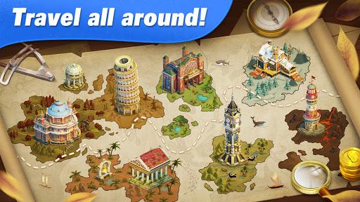 Sarah's Adventure: Missing Treasures  screenshots 1
