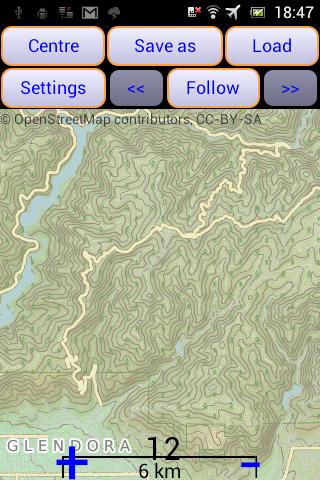 IpBike ANT+u2122 Bike Computer android2mod screenshots 5
