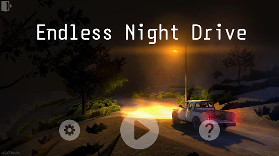 Endless Night Drive screenshots 4