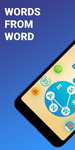 Bir kelimeden kelimeler Kelime bul Bulmacalar Full Apk İndir 1