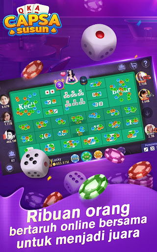 Capsa Susun Online:Poker Free 2.17.0.0 screenshots 12