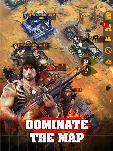 Rambo Strike Force  screenshots 11