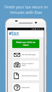 Etax Mobile App  For Pc (Free Download On Windows7/8/8.1/10 And Mac) 1
