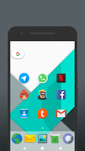 Nucleo UI – Icon Pack 11.4 APK Mod Updated 2