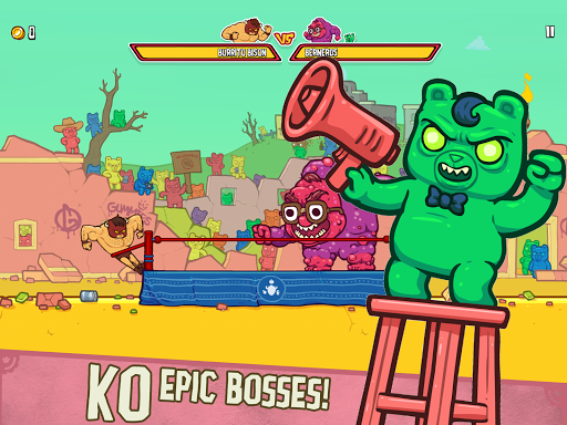 Burrito Bison: Launcha Libre apkslow screenshots 8