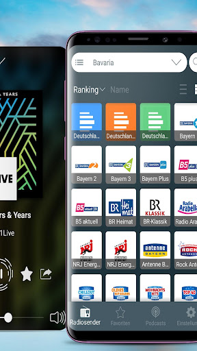 radio germany: online radio player screenshot 2