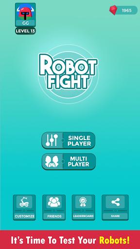 Code Triche Robot Fight (Astuce) APK MOD screenshots 1
