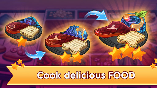 Pizza Empire - Pizza Restaurant Cooking Game 1.6.2 screenshots 4
