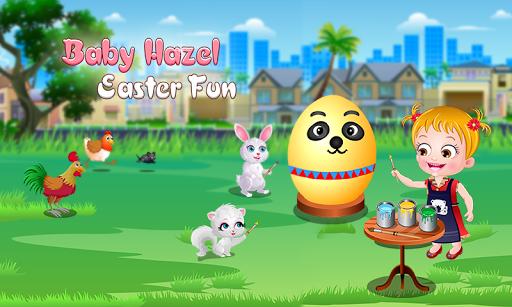 baby hazel easter fun screenshot 3