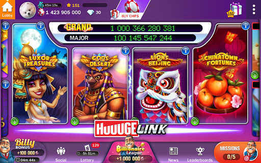 Billionaire Casino Slots - The Best Slot Machines 6.3.2900 screenshots 20