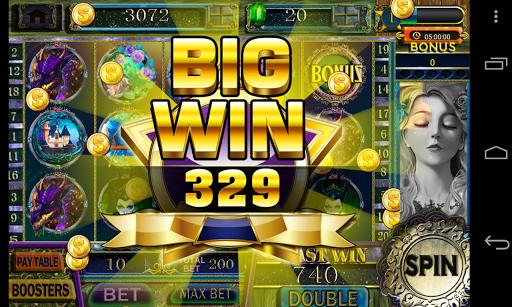 sleeping beauty slot - vegas slots machine games screenshot 3