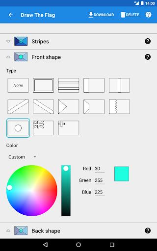 Draw The Flag  screenshots 15