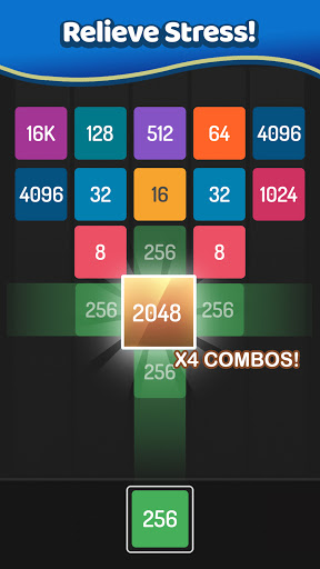 X2 Blocks u2013 2048 Merge Puzzle Game android2mod screenshots 4