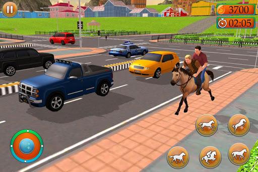 Offroad Horse Taxi Driver u2013 Passenger Transport 2.0.154 screenshots 3