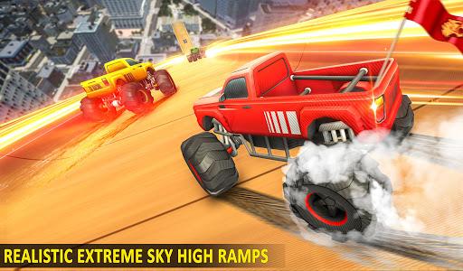 Ramp Monster Truck Stunts:New Racing Games 2.1 screenshots 7