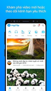 MyClip – Mạng xã hội Video 1