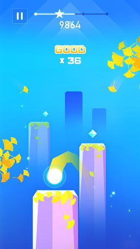 Beat Hop - EDM Music & Rhythm Ball Game apktram screenshots 3