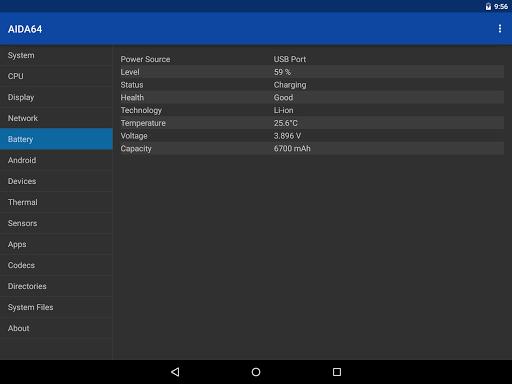 AIDA64 android2mod screenshots 20