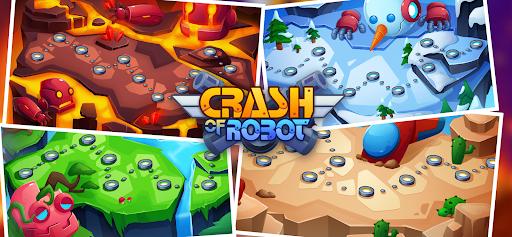Crash of Robot apkpoly screenshots 5