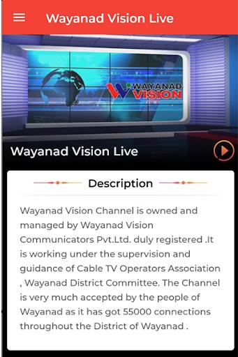Wayanad Vision  Live  screenshots 2