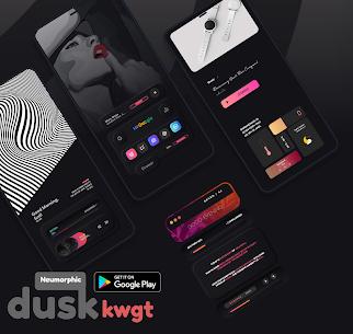 Dusk KWGT Mod Apk v2021.May.21.14 (Paid) 3