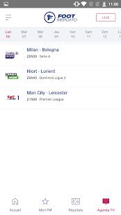 Foot Mercato : transferts, ru00e9sultats, news, live 4.1.58 Screenshots 7